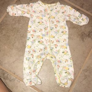 Newborn pajamas